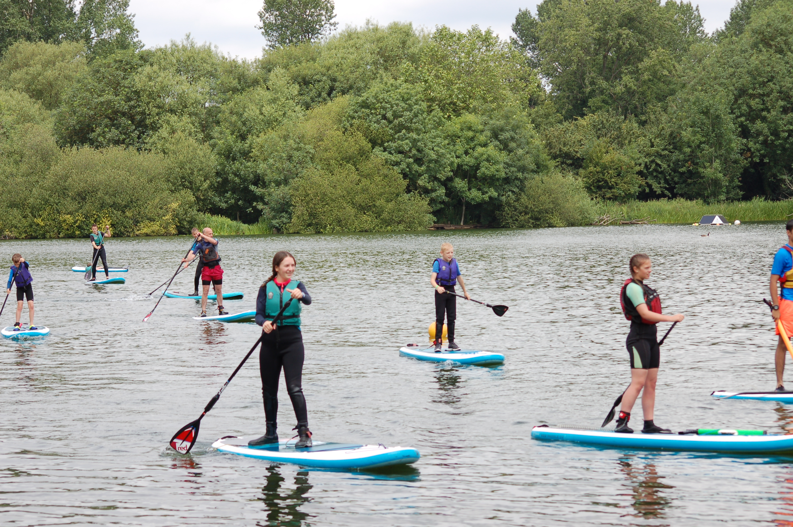 Stand Up Paddleboard Introduction