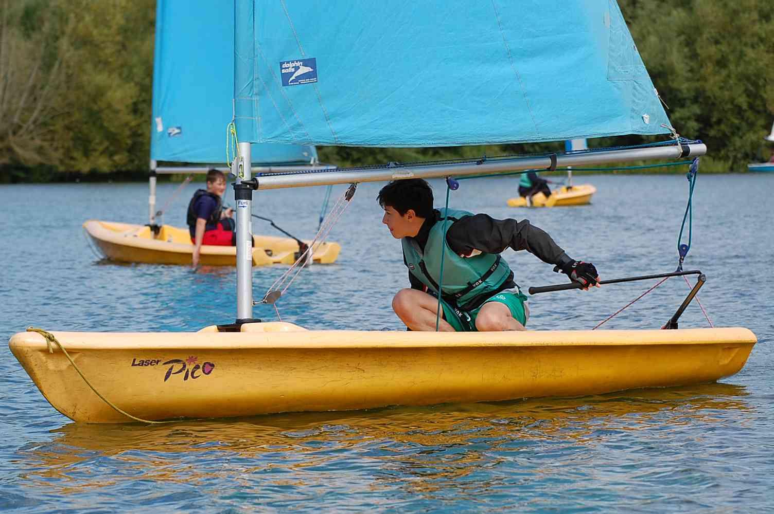 Private Sailing Lesson (Half-Day)