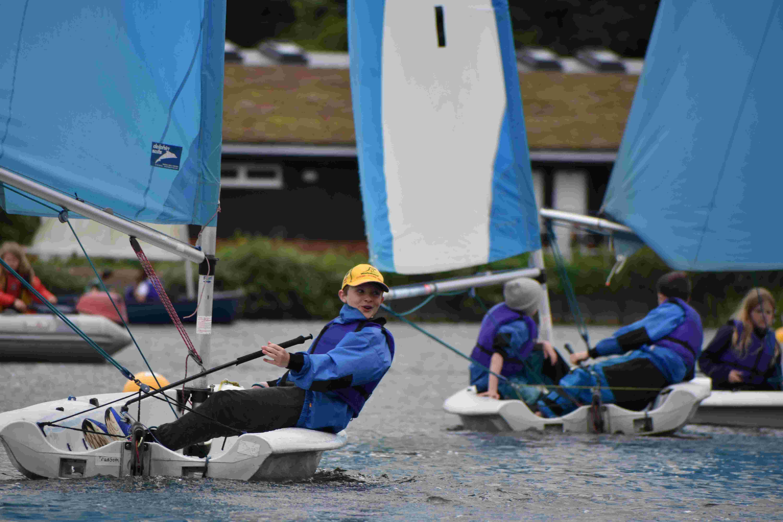 RYA Start Sailing Stage 1 + 2 Refresher