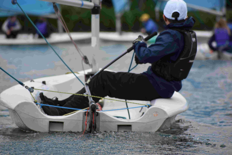 RYA Start Sailing Stage 2 + 3 Refresher