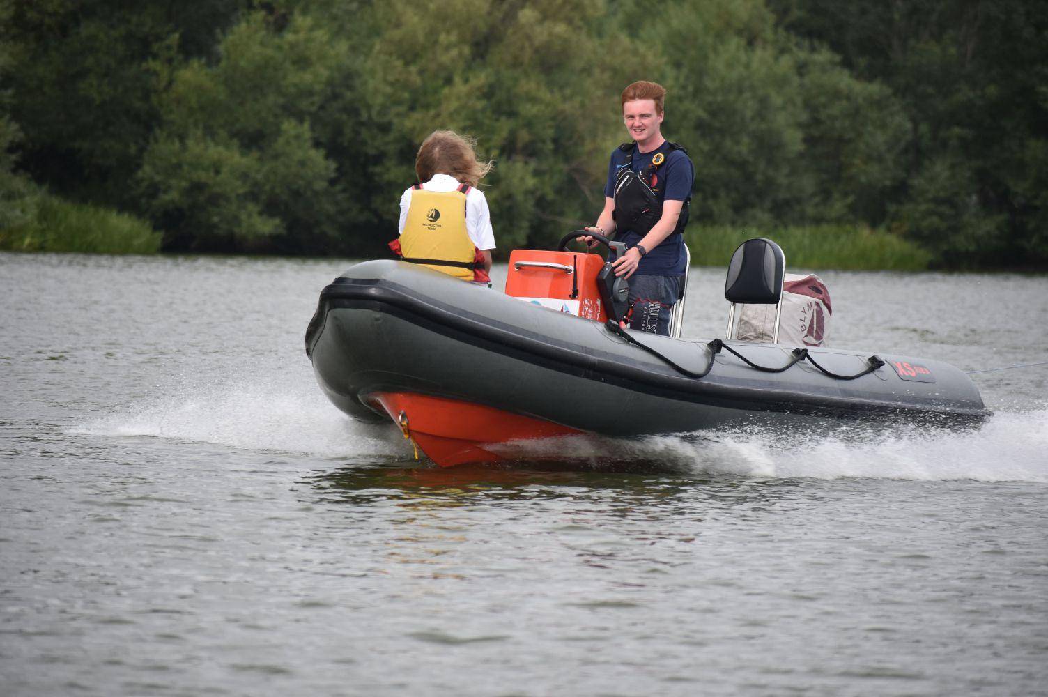 Powerboat Level 2 Refresher