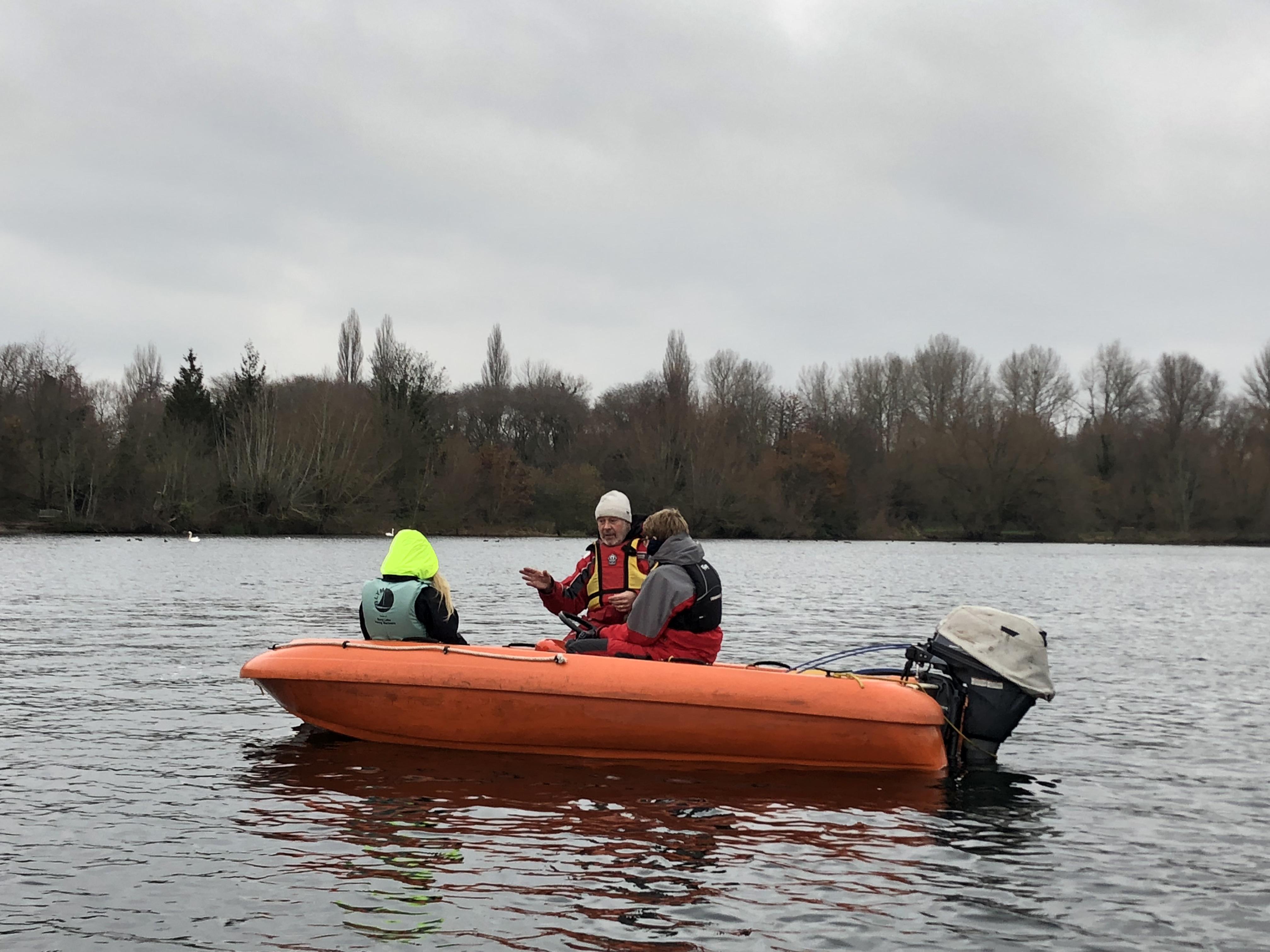 RYA Powerboat Level 1 + 2