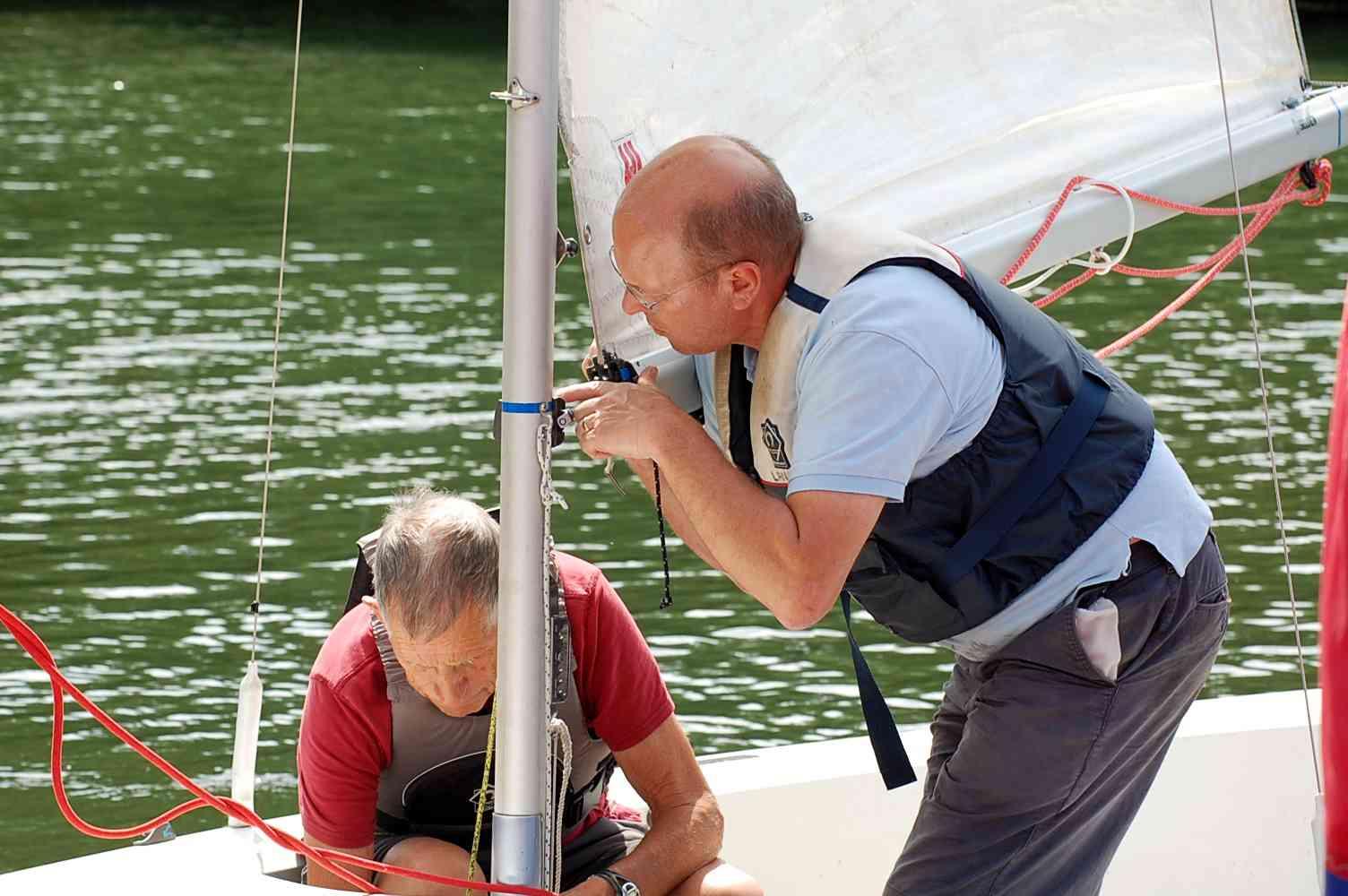RYA Level 1 - Start Sailing