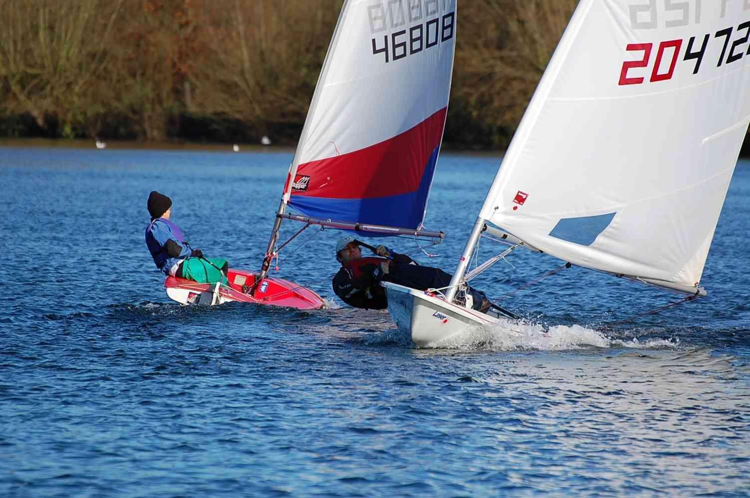 RYA Level 3 - Better Sailing