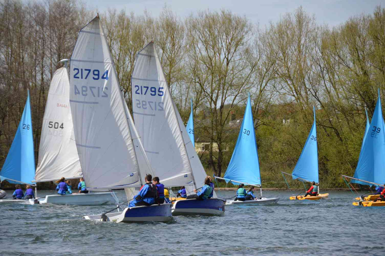 RYA Performance Sailing