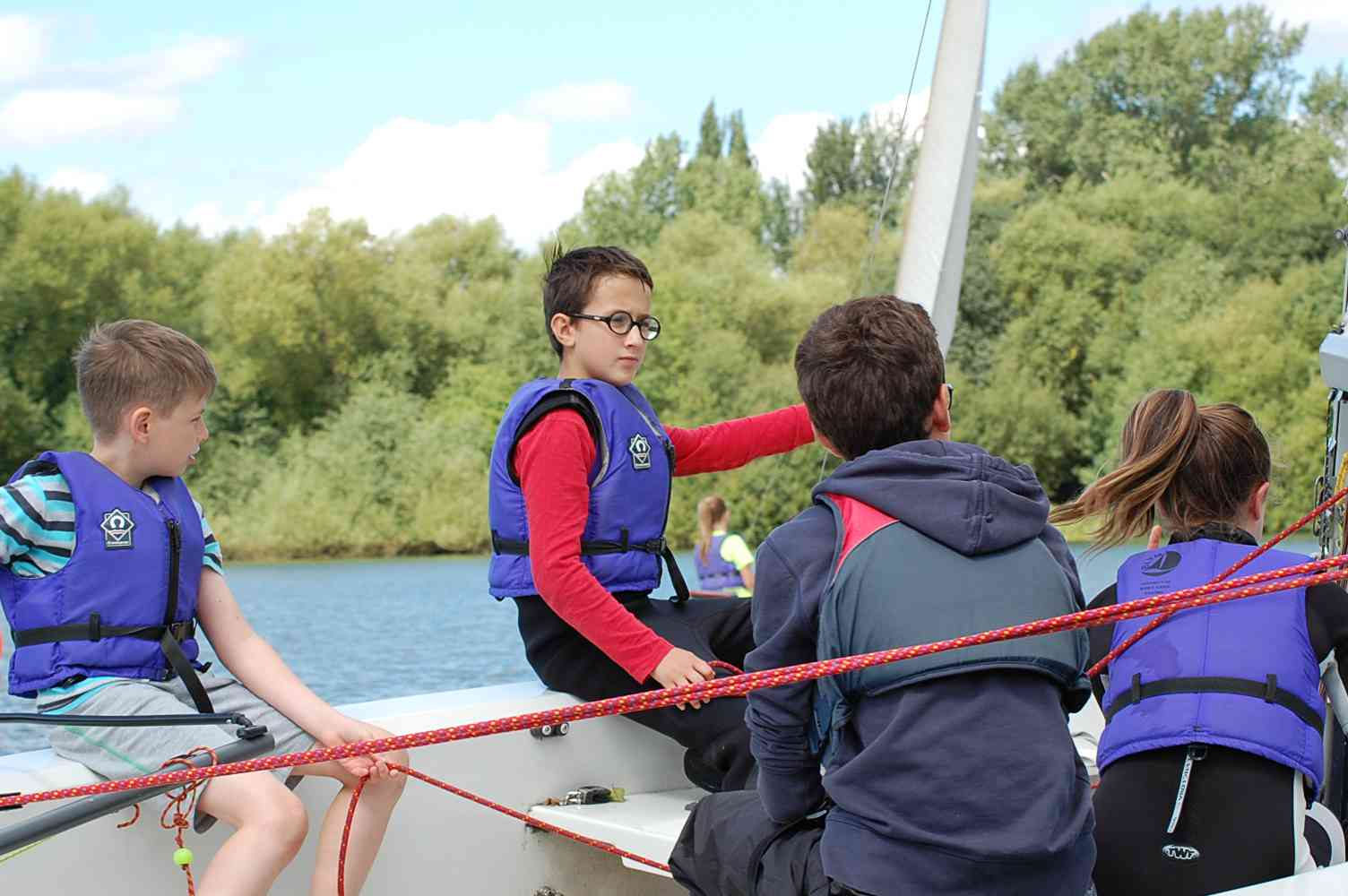 RYA Assistant Instructor