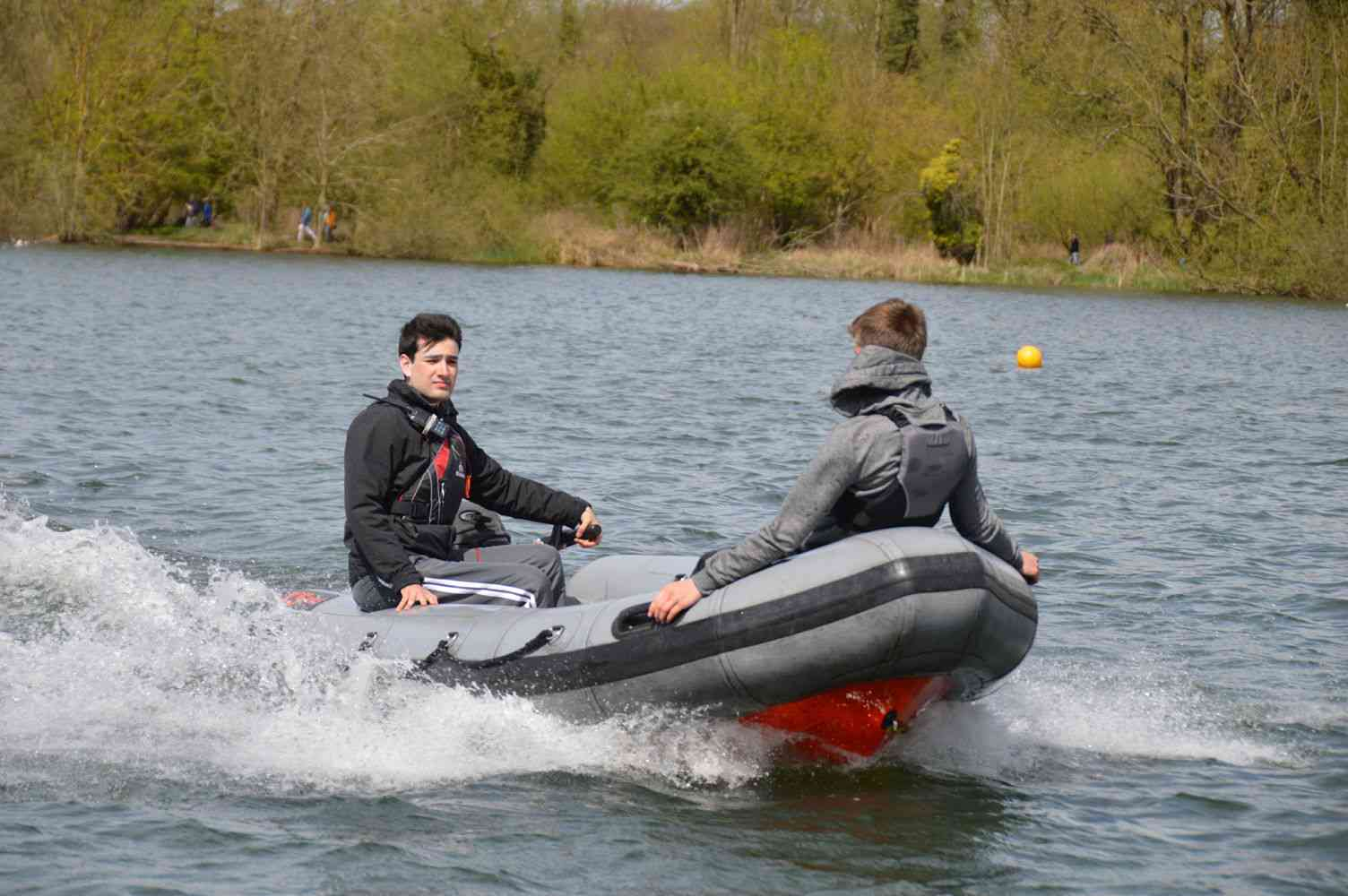 RYA Powerboat Level 1 + 2