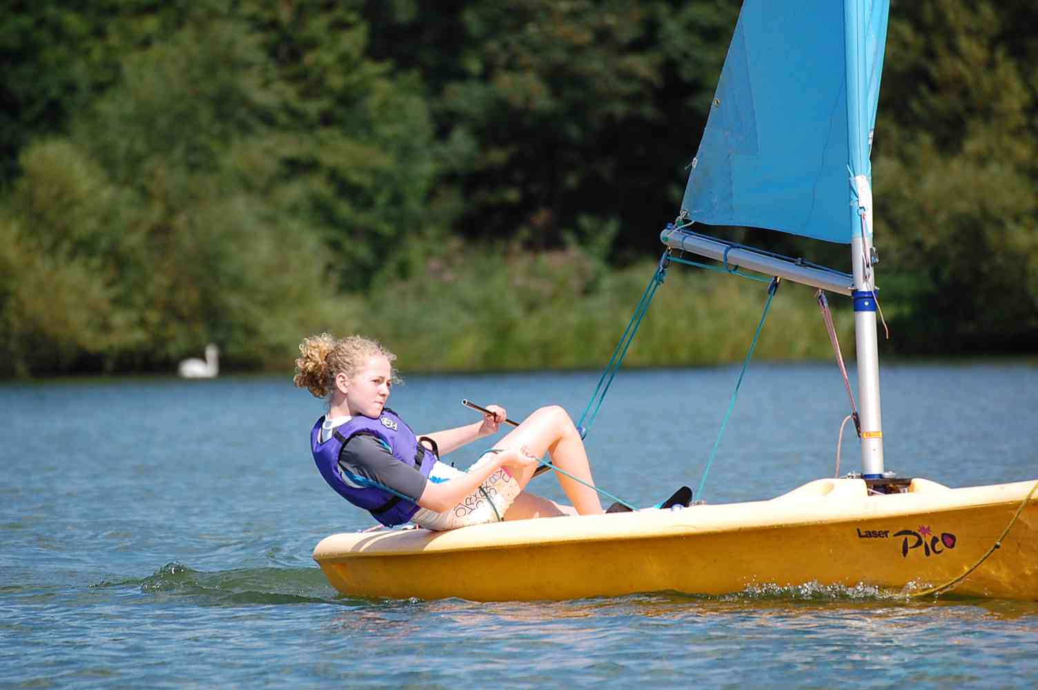 Private Sailing Lesson (Full-Day)