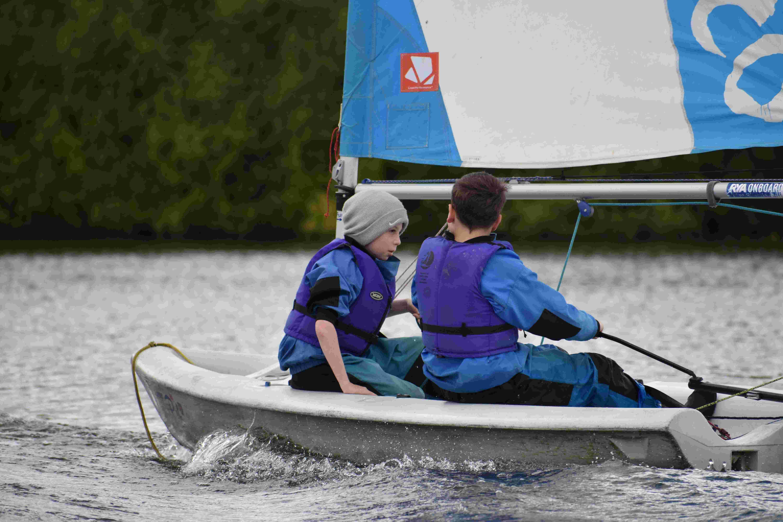 RYA Start Sailing Stage 3 + 4 Refresher