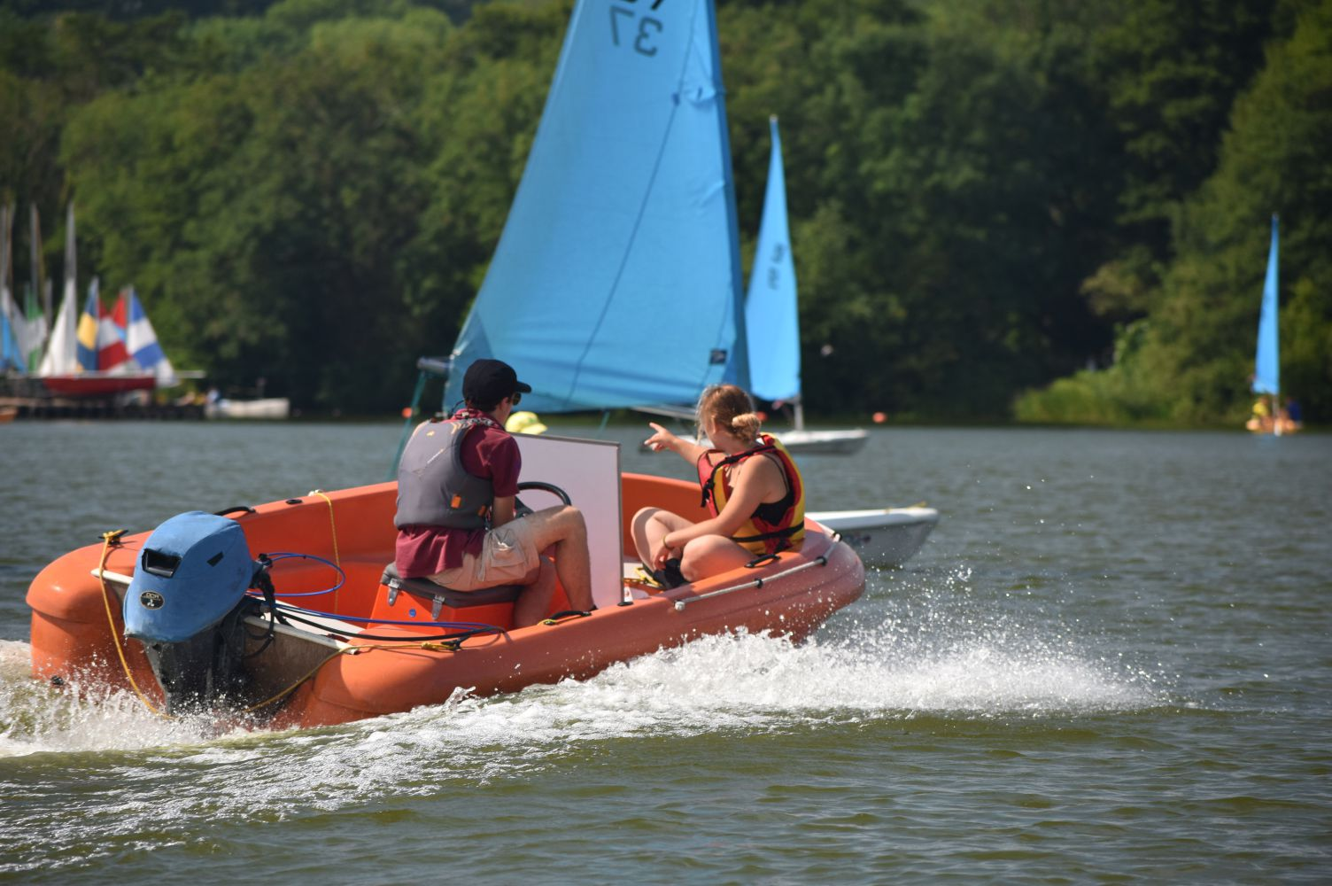 RYA Powerboat Level 1
